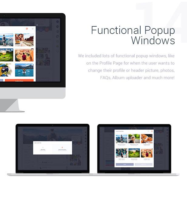 Functional Popup Window