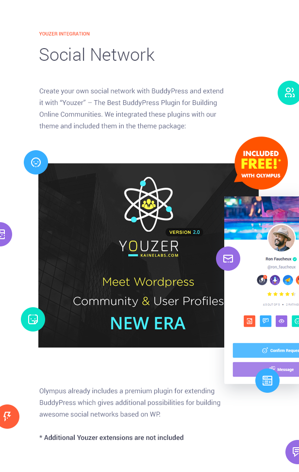 Build your Community in a Few Steps with Youzer Integration!
