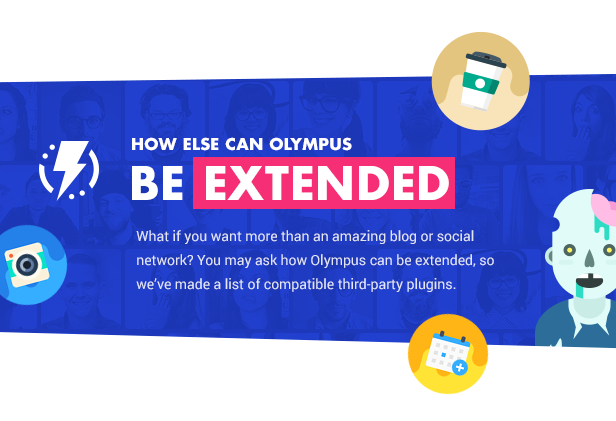 How to Extend Olympus
