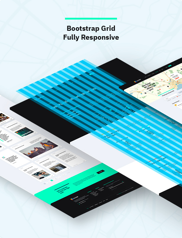 Bootstrap Grid Fully Responsive