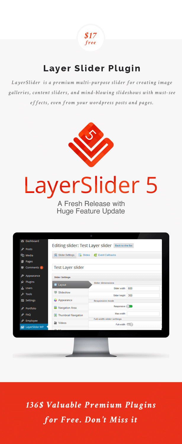 Layer Slider Plugin